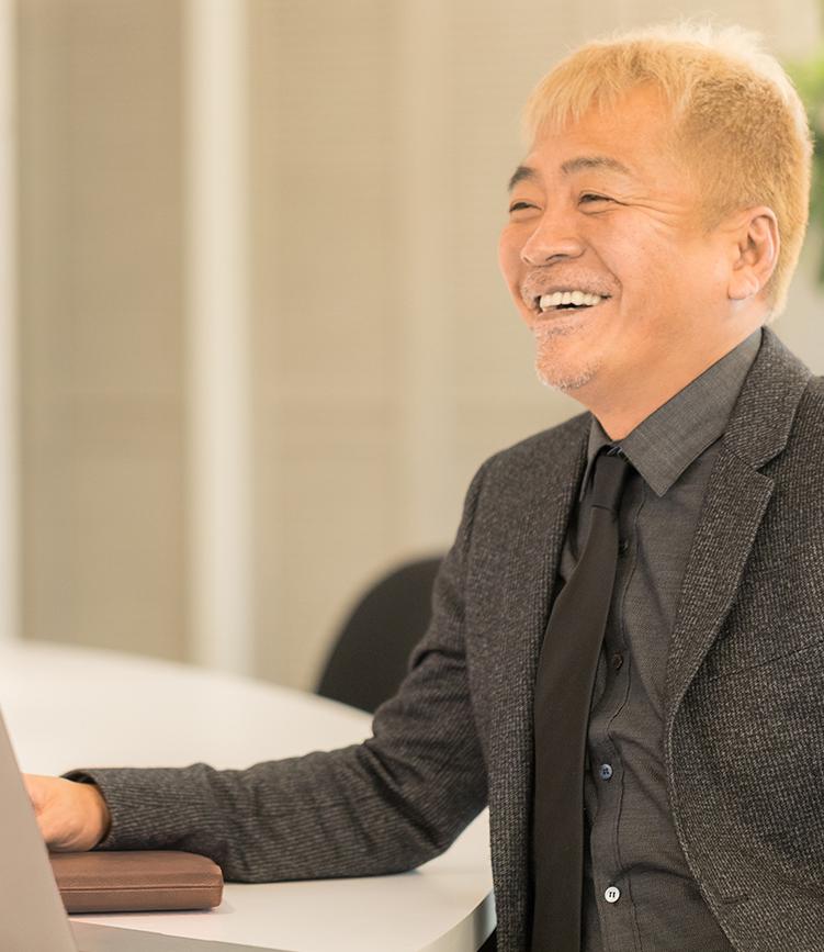 代表取締役社長 奥川拓二