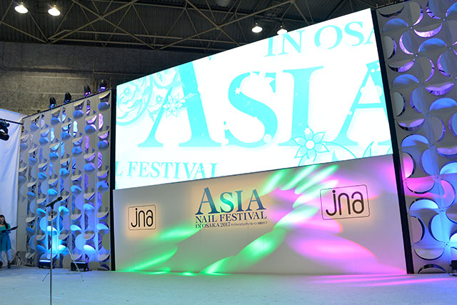 ASIA NAIL FESTIVAL IN OSAKA 2017(アジアネイルフェスティバルイン大阪2017)
