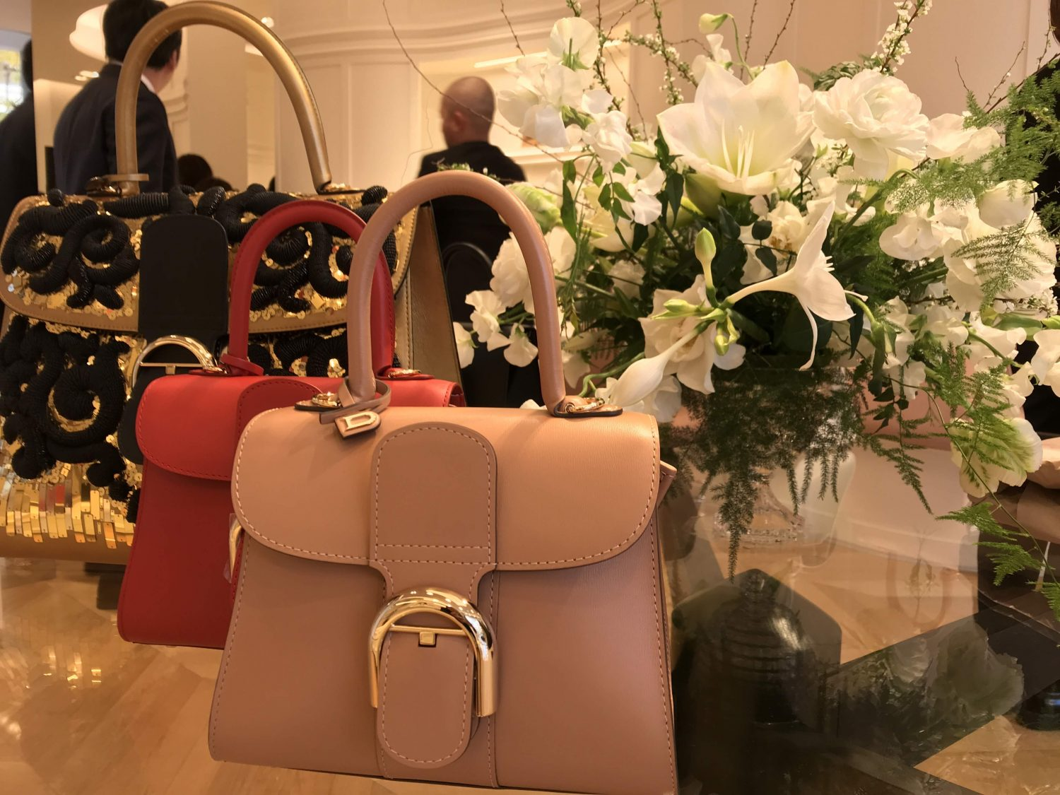 LUXURIOUS TIME at DELVAUX