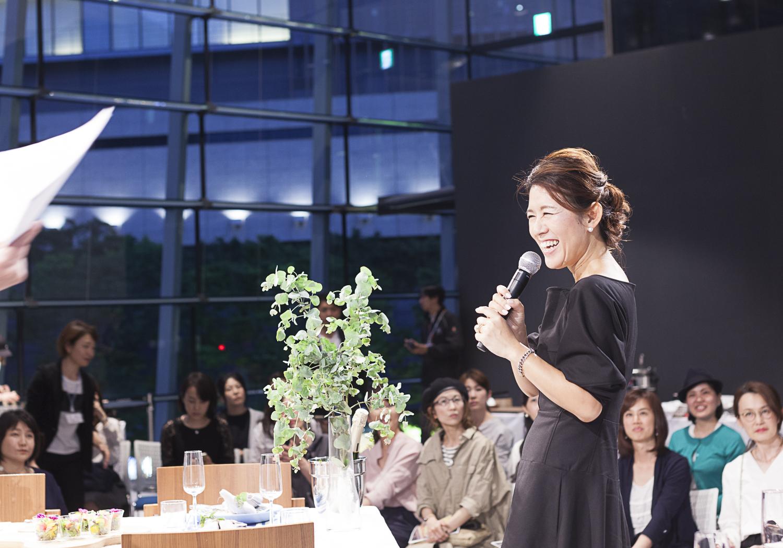 UmeKira Style ファッションスタイリスト 大草直子が提案する「TPOに合わせたテーブルコーディネート術」