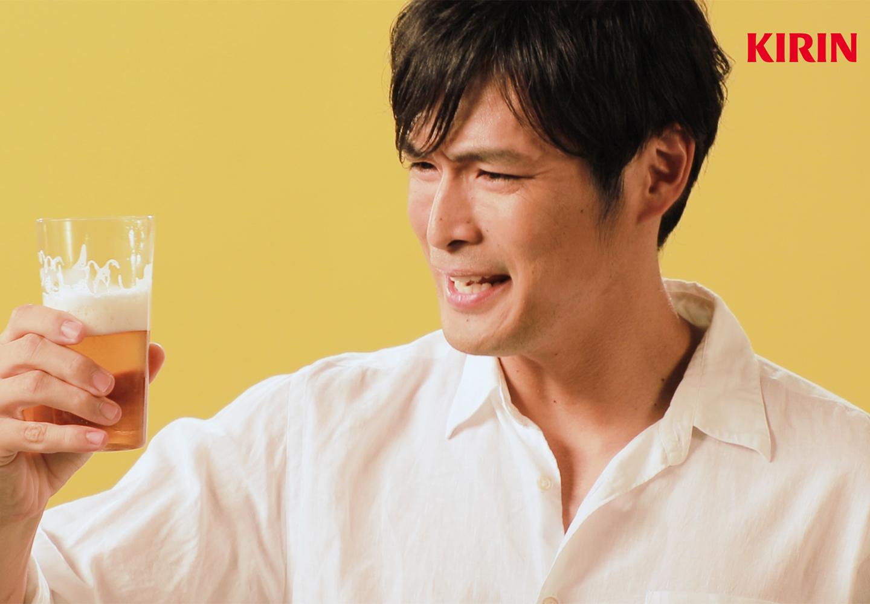 キリン ノンアルコールビール「零 ICHI」15s スポット