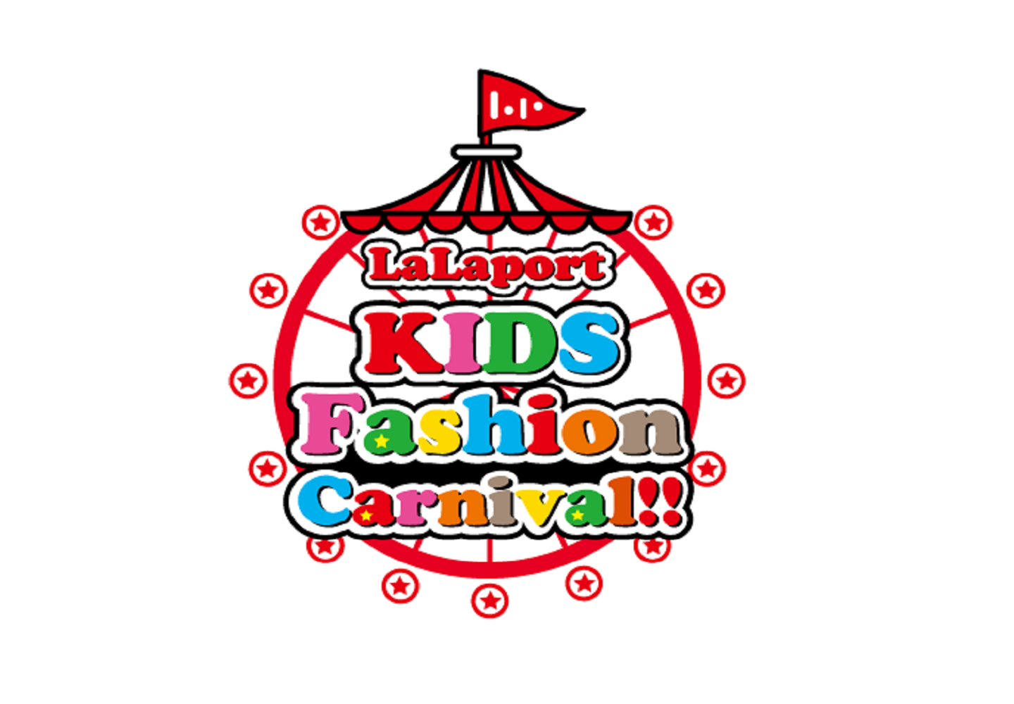 LaLaport KIDS Fashion Carnival!!